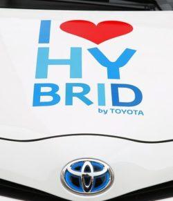 voiture hybride, i love it ?