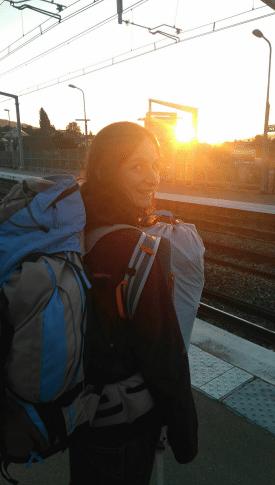 Grand départ depuis le quai du Guichet à Paris