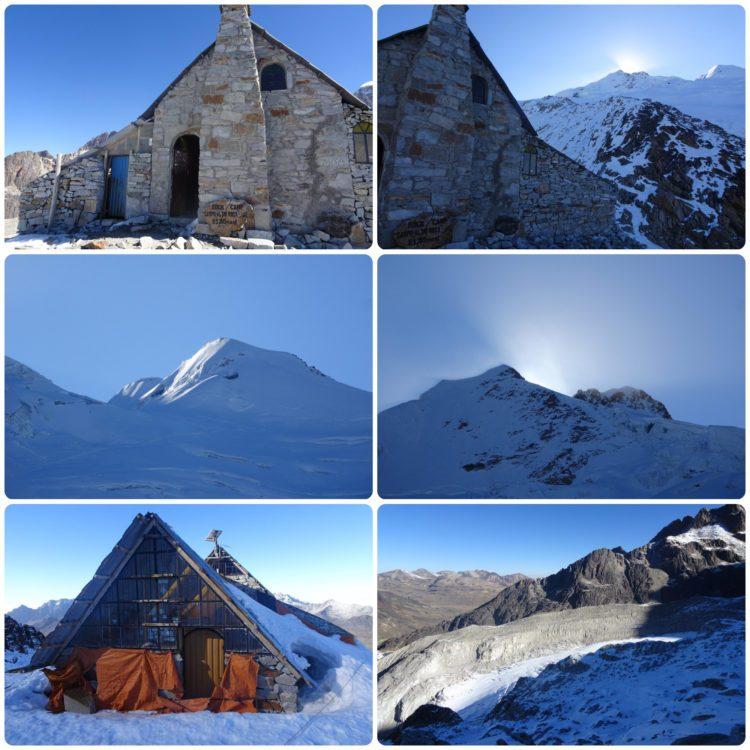 Refuge Campo Alto à 5130 m