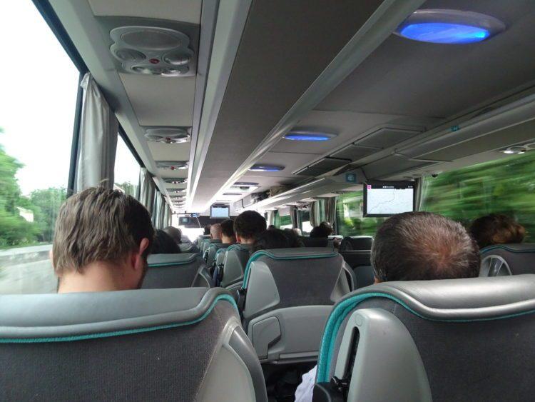 On teste aussi les bus européens !
