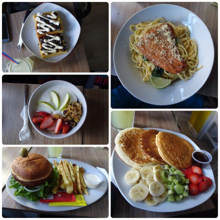 Cafe del Mundo : round 1