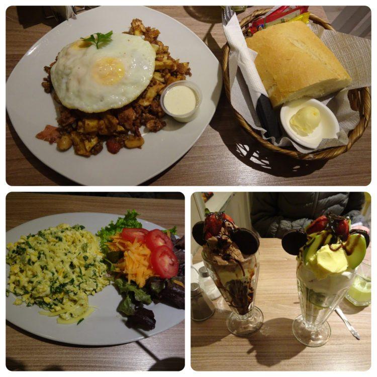 Cafe del Mundo : round 4