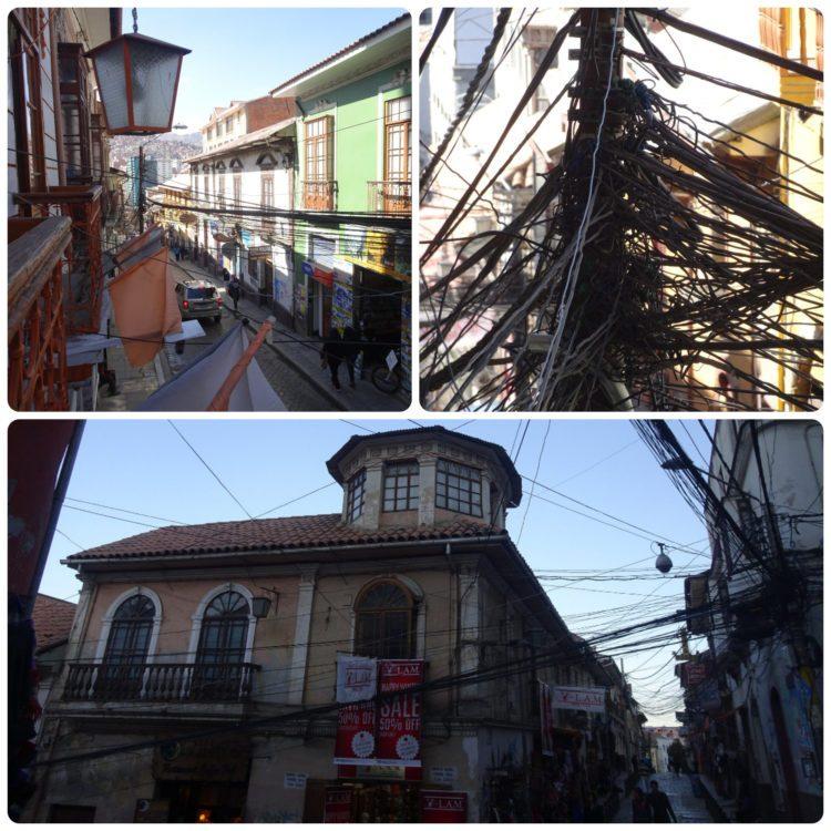 Calle Sagarnaga à La Paz