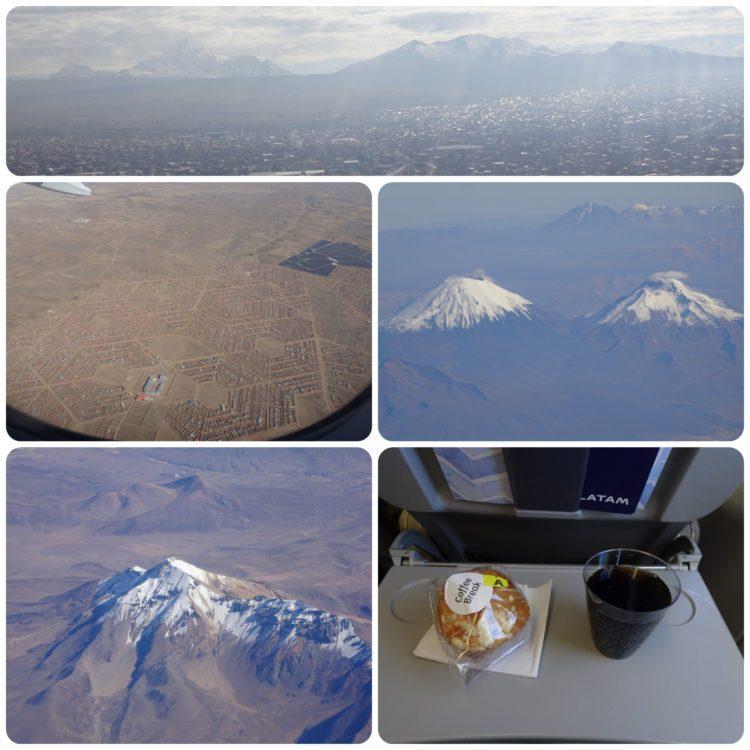 Au revoir La Paz ! Et survol du sud Lipez