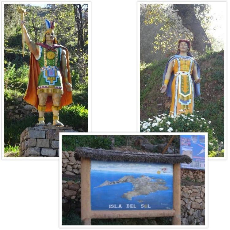 Bienvenu sur la célèbre Isla del Sol !